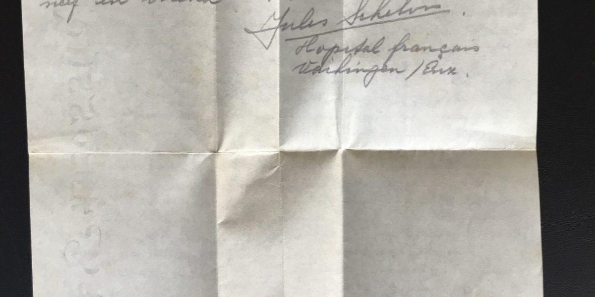 45-05-07 Brief 1 brief achterzijde