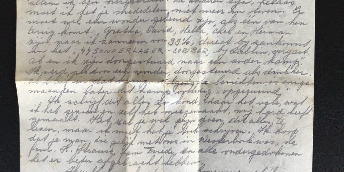 45-05-07 Brief 1 brief voorzijde
