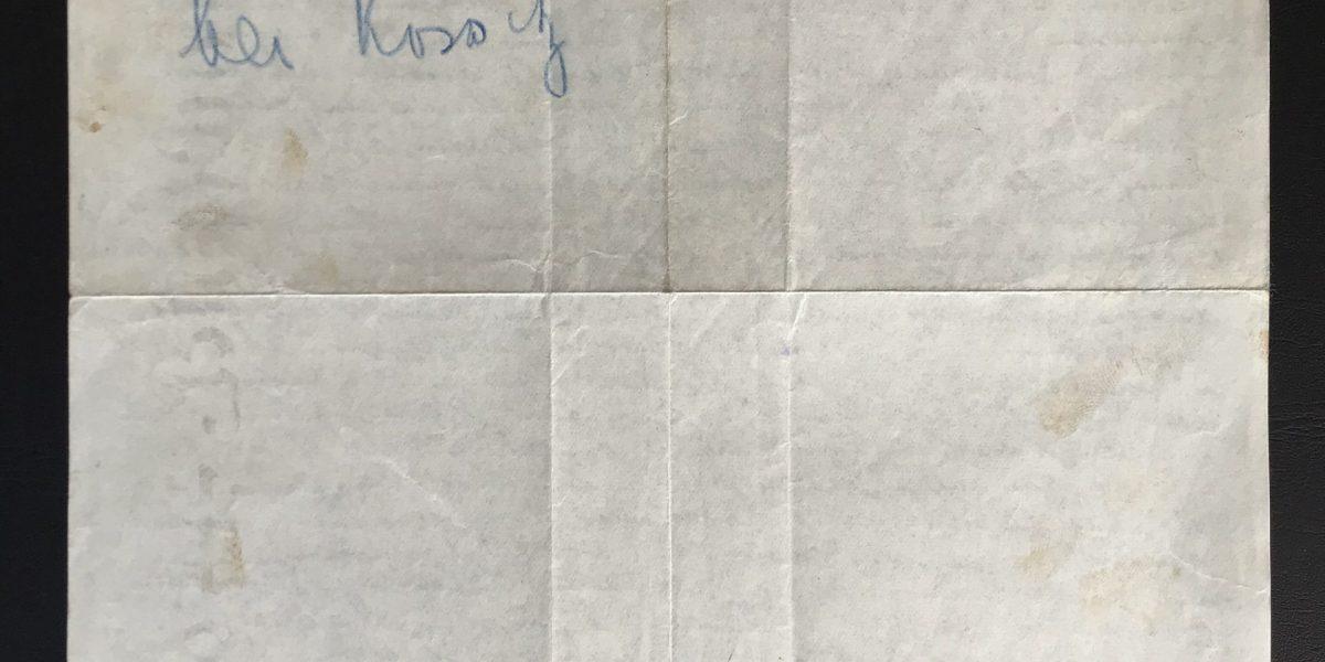 45-05-07 Brief 2 zonder enveloppe achterzijde